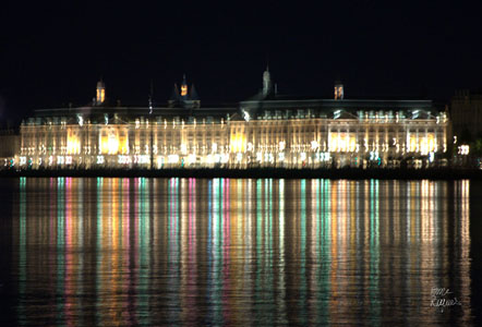 J'ai rêvé Bordeaux..