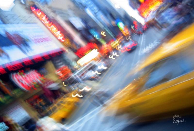 J'ai rêvé New-York...